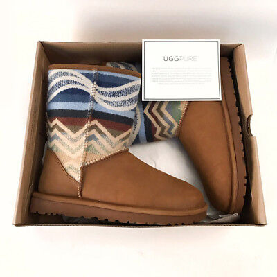 77da71d22c7 NEW UGG PENDLETON CLASSIC TALL CHESTNUT BOOTS US 7 New In Box ...