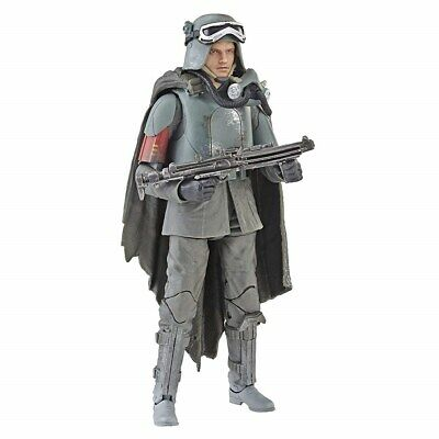Star Wars: The Black Series Action Figure (15-cm Han Solo Mimban Mud Trooper)