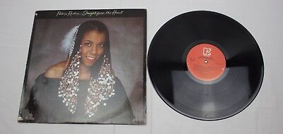 Patrice Rushen - Straight From The Heart - Elektra E1-60015 - VG