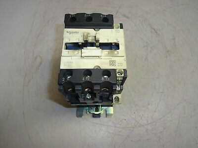 Schneider Electric Lc1D65Bd Contactor 24V Coil