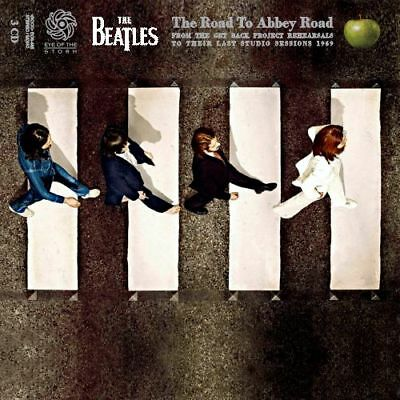 THE BEATLES - Road To Abbey Road: Rehearsals & Outtakes 1969 (mini LP / 3x CD)