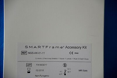 NGS-AK-01-11 MRI Interventions SMARTFrame Accessory Kit