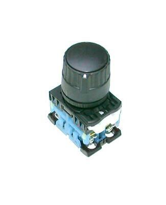 Fuji Electric  AR22S2R  2-Position Maintained Selector Switch 2 N.O. Contacts