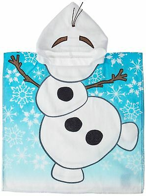 Disney Frozen Olaf Hooded Towel Poncho