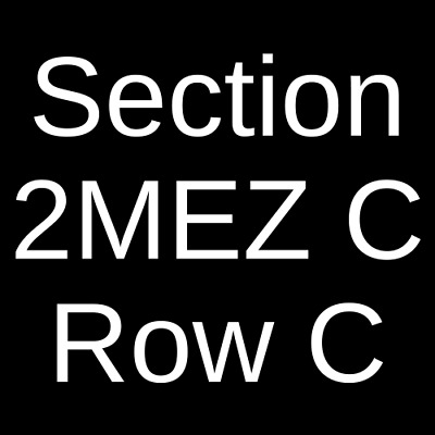 2 Tickets America - The Band 10/11/19 St. George Theatre Staten Island, NY