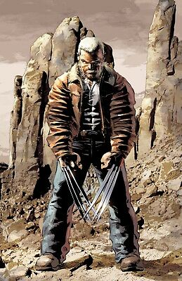 OLD MAN LOGAN #50 Deodato Final Issue Variant Marvel Comics NM 2018
