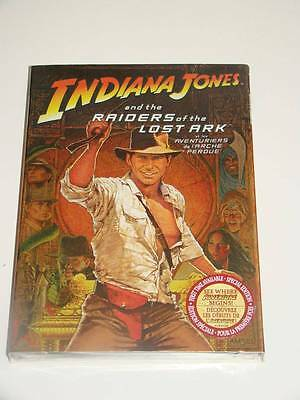 B4 DVD INDIANA JONES and the Raiders of the Lost Ark Special Edition NEW Sealed