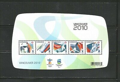 S/S   2299f  OLYMPIC SPORTING EVENTS  SILVER  OVERPRINT