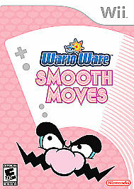 WarioWare: Smooth Moves (Nintendo Wii, 2007) FREE FAST SHIPPING