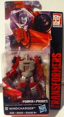 Transformers NEW Windcharger Legends Autobots Power of the Primes Figure