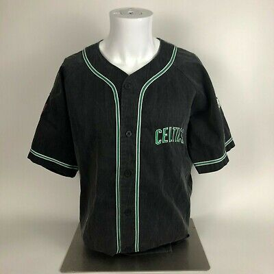 b5bf27c1872cfc BOSTON CELTICS VINTAGE 90 s STARTER Reversible Basketball Jersey XL ...