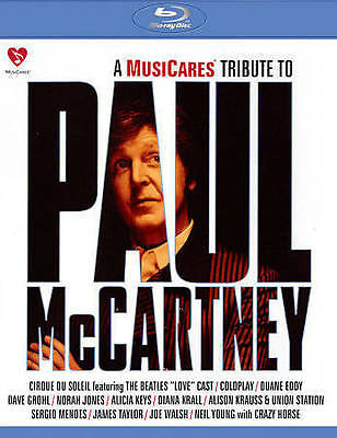 A MusiCares Tribute to Paul McCartney (Blu-ray Disc, 2015)