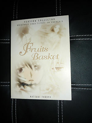 Fruits Basket Coffret Dvd Collector Comme Neuf