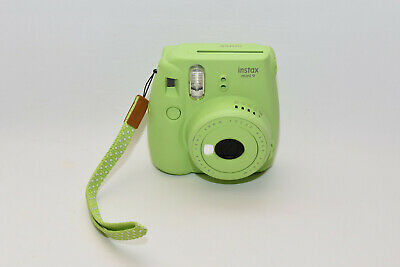 Fujifilm Instax Mini 9 Instant Camera - Lime Green | Grade B |RA4