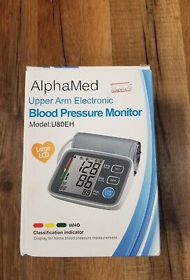 Ourlink 701B Automatic Portable Digital Upper Arm Blood Pressure Monitor