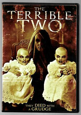 The Terrible Two (Dvd, Widescreen)~Rare&Htf~Ex-Rental~Good Condition+Freeshippin