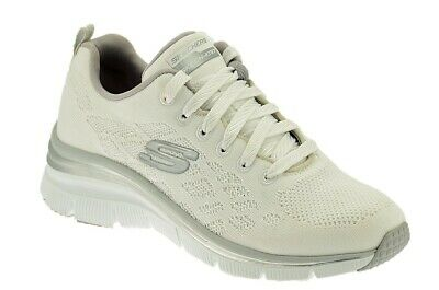 81c4407780a5c DONNA Skechers fashion fit - style chic Sportive basse Nuove BLU54419 DONNA
