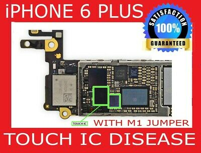 iPhone 6 Plus Touch IC Replacement No Touch/Touch Disease Meson Repair Service