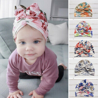 Clothing, Shoes & Accessories Girls' Accessories Girls Baby Toddler Turban Solid Headband Hair Band Ball Accessories Headwear