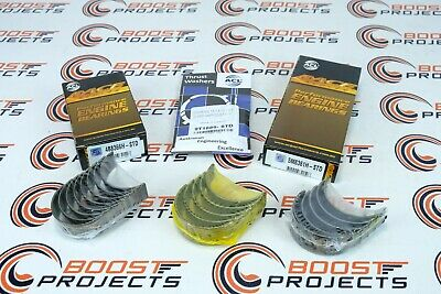 ROD Bearings THRUST washer kit Toyota MR2 Celica 3SGE 3SGTE ACL Race MAIN