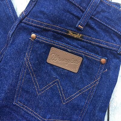 Wrangler Made in USA Vintage Jeans - Size 30/36