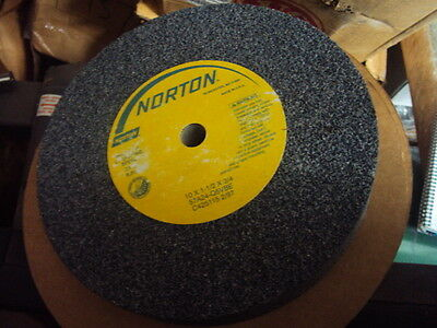 NEW Norton 10x1x2 Grinder Grinding Wheel 2485 rpm 32A46-JVBE 100132504 10 inch