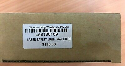Laser Safety Light/Saw Guide