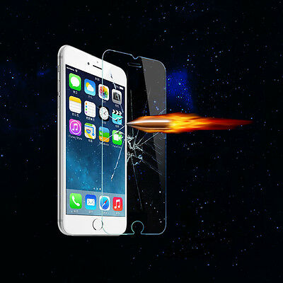 Scratch Resist Tempered Glass Screen Protector Guard for Apple iphone 6 4.7""