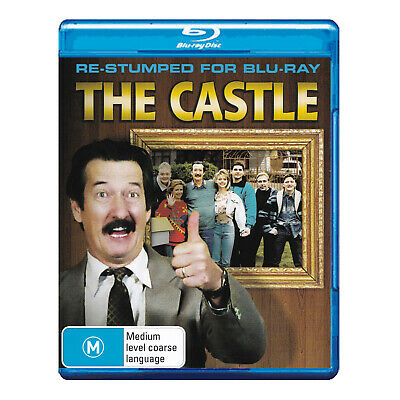 The Castle Re-Stumped and Re-Mastered for Blu-Ray New Region B - Michael Caton