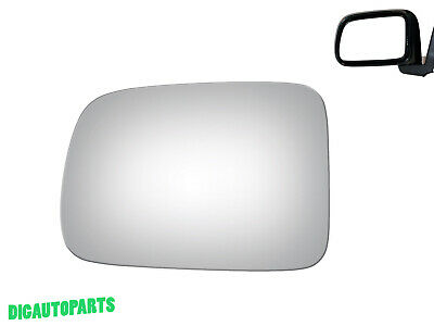 For 2007-2011 HONDA CR-V  Outside Door Mirror Glass Driver Left Side LH #4188
