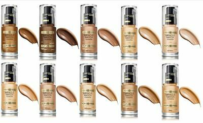 Max Factor Miracle Match Liquid Foundation 30ml - Please Choose Your Shade