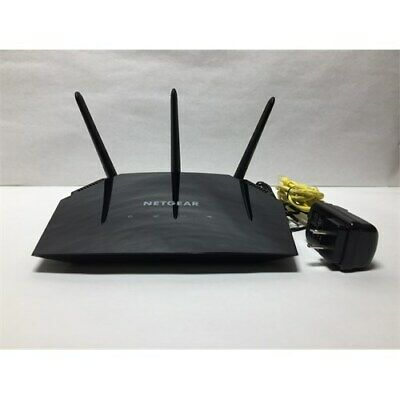 NETGEAR AC1750 SMART WiFi Router Dual Band Gigabit Model #R6350-N O
