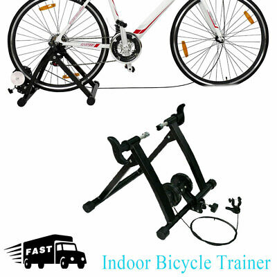 7 Level Resistance Magnetic Bicycle Bike Trainer Stand Indoor Exercise Workout