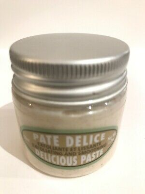 L'Occitane Almond Delicious Paste Exfoliating and Smoothing 50ml New & Sealed