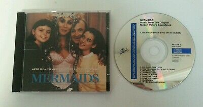 CD SOUNDTRACK - Film Soundtrack Mermaids Original 1990 1 CD Cher Various Artists