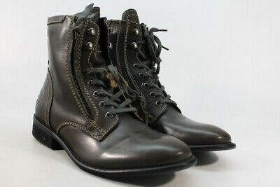 6233e921e673 DIESEL SHOES D-PIT Boots Men Black New -  194.99