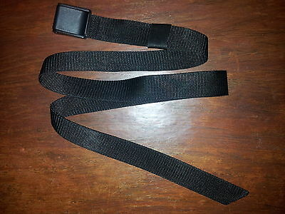 38mm QUICK RELEASE WAIST BELT ( with a CAM BUCKLE )
