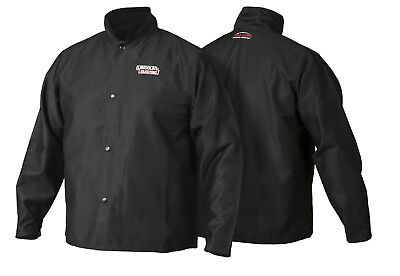 Lincoln K2985 Traditional FR Cloth Welders Welding Jacket 2XL