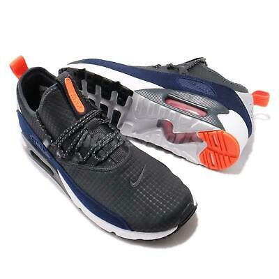quality design 9e1e6 8fe1d Nike Air Max 90 EZ Running Shoes AO1745-007 Wolf Grey Anthracite size 11 EUR