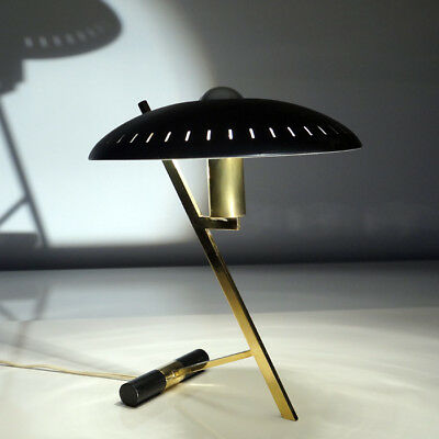 Vintage Z Table Lamp by Louis Kalff for Philips Mid Century