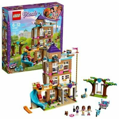 LEGO Friends Friendship House with 3 Mini-dolls and 3 Animal Figures -New in Box
