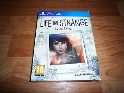 Life is Strange Limited Edition PS4 (EU English Release)