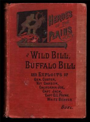 Wild Old West BUFFALO BILL Hickok CUSTER Sitting Bull CIVIL INDIAN WAR Frontier