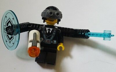 GENUINE LEGO AGENT CURTIS BOLT ULTRA AGENTS 2014 from 70163 displayed only