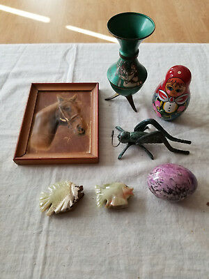 Lot Of 7 Vintage Wholesale Lot Small Collectibles Knick Knacks 03