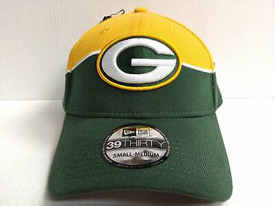 45b110b0cce32 Green Bay Packers Cap New Era 39Thirty Stretch 2019 On Stage NFL Draft Hat
