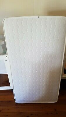 Brand New Boori cot mattress - Breathable 3D Innerspring - RRP $299.00