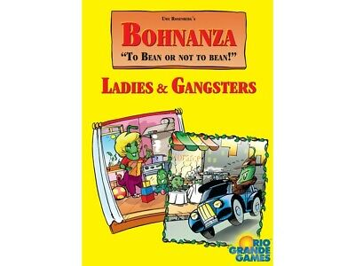 Bohnanza Ladies & Gangsters Strategy Board Game (RGG508)