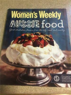 Womens Weekly Aussie Food Cookbook Cooking Recipes Food Cookbook Chef