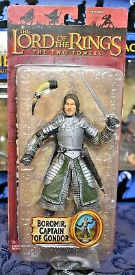 Lord of the Rings ~ The Two Towers ~ Boromir Captain of Gondor ~ MOC